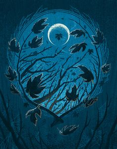 O portifólio do ilustrador Brian Luong é impressionante. Sempre usando elemententos orgânicos e uma paleta de cores incrível, ele tem o preciosismo de imprimir seus trabalhos em silkscreen. http://artofbrianluong.com/