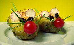 Ratoncitos de patata