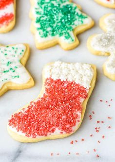 Soft and buttery cream cheese sugar cookies. This is the best cut out sugar cookie recipe you will ever bake! Soft, easy to make, and fun to decorate.