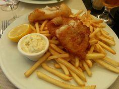 Fish & chips - Montmartre