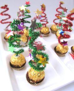Jul dessert/godis
