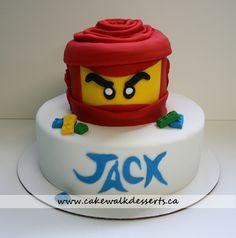 Ninjago cake | NINJAGO CAKE | Flickr - Photo Sharing!