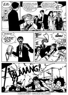 Pagina 66 - L'alba dei morti viventi - lo speciale #Halloween de #iSarcastici4. #LuccaCG15 #DylanDog #fumetti #comics #bonelli