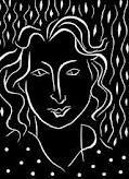 Non troverai la luna ma steli d'erba — Primavera, 1938 - Henri Matisse © Museum. Henri Matisse, Matisse Drawing, Matisse Art, Galerie D'art Moderne, Gallery Of Modern Art, Picasso Paintings, Diego Rivera, Linocut Prints, Gravure