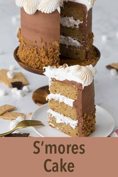 Marshmallow Fluff Recipes, Marshmallow Cake, Cupcakes, Cake Cookies, Cupcake Cakes, Easy Buttercream Frosting, Chocolate Buttercream, Chocolate Cakes, Köstliche Desserts