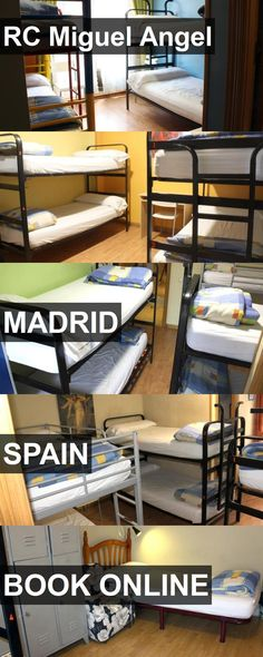 Hotel RC Miguel Angel in Madrid, Spain. For more information, photos, reviews and best prices please follow the link. #Spain #Madrid #travel #vacation #hotel