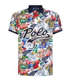 c290fd7f48e POLO RALPH LAUREN VARSITY POLO SHIRT.  poloralphlauren  cloth. Chemises  RugbyMode HommeChemise ...