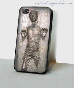 Best. Phone Case. Idea. Evar. lol $15 #starwars #carbonite