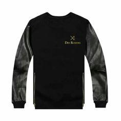 Get this #Des Rosiers Luxury Crewneck to complete any outfit www.houseoftreli.com