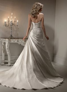 Cleo - by Maggie Sottero