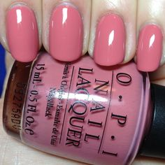 OPI Nantucket Mist NLS26