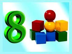 Numerele 1-10 - etapele procesului de invatare la prescolari si fise de lucru potrivite Numbers Preschool, Math Numbers, Homeschool, Daycare Ideas, Type 1, Photos, Pictures, Teacher, Club