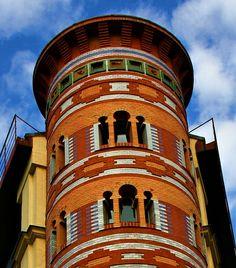 Casa de las Bolas. Calles Alcalá, Goya y General Díaz Porlier. Madrid | Flickr: Intercambio de fotos