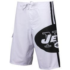 Quiksilver New York Jets 2-Way Stretch Boardshorts