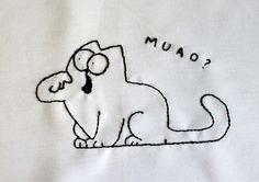 Simon's Cat @Michelle Flynn Lanney