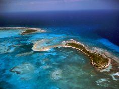 Long Caye, Belize.  Can't wait to go back someday. slickrock.com