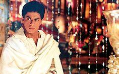 Shah Rukh Khan dans Devdas