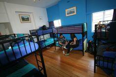 8 Bed Dorm - The Original Backpackers Hostel