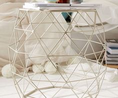 silver-accent-table