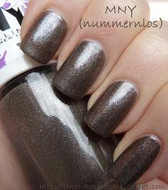 Tines Kosmetikblog: Nette Farbe von MNY...