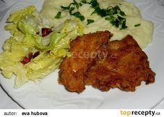 Marinovaný kapr recept - TopRecepty.cz Petra, Food 52, Meat, Chicken, Cooking, Cuisine, Kitchen, Brewing, Buffalo Chicken