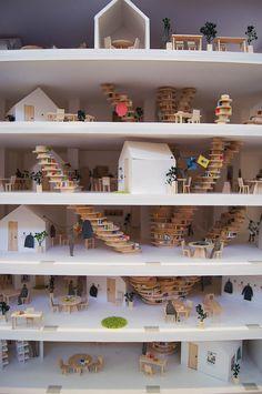 Architecture Graduation Project, Kyota Seika University