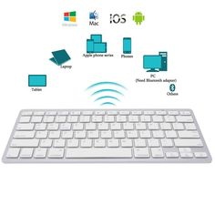 Computer & Office Wireless Bluetooth Keyboard Case For Cube Iwork8 Ultimate/for Cube Iwork8 Air 8 Pc With Tracking Number And Free 4 Gifts Sale Price