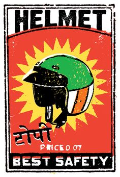 Sroop Sunar was born and spent her early life in Birmingham. Sroop moved to New Delhi in her teens where her fascination for Indian street culture and printed ephemera all started. From textile to matchbox. Vintage Packaging, Vintage Labels, Vintage Ads, Vintage Fireworks, Vintage Circus Posters, Matchbox Art, Vintage India, Graphic Design Posters, Comic Book Covers