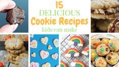 15 Cookie Recipes Ki