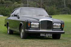 Pictures of Bentley Coupe Speciale 1968 Bentley Auto, Rolls Royce Camargue, Royce Car, Bentley Rolls Royce, Bentley Continental, Pedal Cars, Car Tuning, Automatic Transmission, Aston Martin