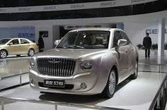 2013 Geely Englon SC7-RV Sedan
