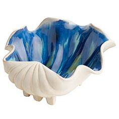 giant clam shell bowl From Pier 1