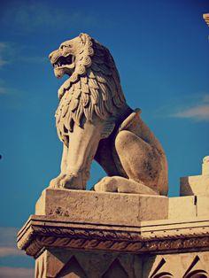 Monumento a Re Stefano, particolare
