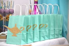 Princess Jasmine Birthday Party Ideas | Photo 1 of 34 | Catch My Party