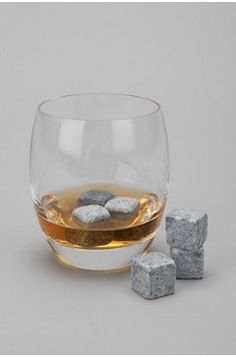Classic Rocks Whiskey Stones -- for my J via Urban Outfitters Canned Heat, Mineral Stone, Soapstone, Dinnerware Sets, Kitchen Accessories, Men's Accessories, Classic Rock, The Ordinary, Whiskey