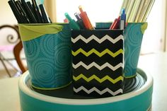 DIY Storage Solution: Time-Saving Organization for the Home Office, School Lockers, Bathrooms & More! #30secondmom