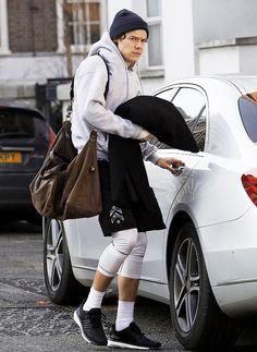 Harry in London 2/13/17