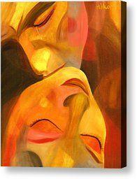 Love Painting - Romeo And Juliet by Hakon Soreide Painting Love Couple, Couple Art, Back Painting, Arte Latina, Art Amour, Bel Art, Erotic Art, Love Art, Amazing Art