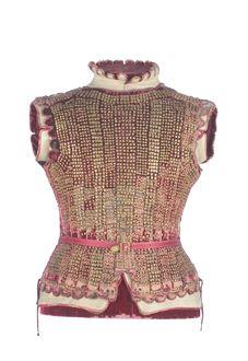 Military jacket (brigandine), 15th-16th century, Museo del Traje.