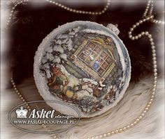 Рождественские украшения снег 15 см видом художественная школа Asket