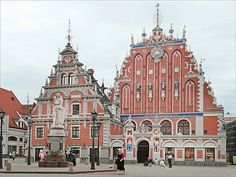 Riga - Revitalized and Entrancing