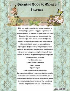 Magick Spells Free Download for Book of Shadows - Witchcraft Supplies                                                                                                                                                      More