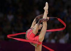 Rhythmic Gymnastics: Day 2 - Rhythmic Gymnastics Slideshows   NBC Olympics