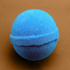 Scent Description: A very strong blast of fresh blueberries! Bath bombs are fun…