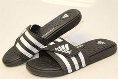 7fcf1f5c0c5 Adidas Mens 11 46 Adissage SC Quickdry Slides Sandals Shoes G19102 ig   fashion  clothing