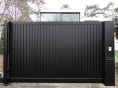 Iron Main Gate Design, Home Gate Design, Gate Wall Design, Row House Design, Stone Wall Design, Front Gate Design, Door Design Interior, Fence Design, Metal Driveway Gates