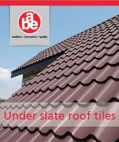 slatex 2000 is a bituminised roofing felt, faced over half its width with a heat-laminated layer of aluminium foil. Prevents ingress of dust. The Slate, Slate Roof, General Construction, Roofing Felt, Roof Tiles, Data Sheets, Health And Safety, Im Not Perfect