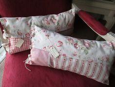 Lumbar cushion von linenartisan auf Etsy, €18.00