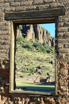 Old frontier Army fort in Fort Davis, Texas  (Deb Hasbruck)