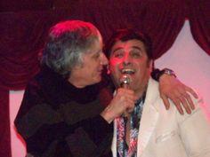 Eduardo y Carlitos música y humor mano a mano